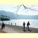 写真:十和田湖